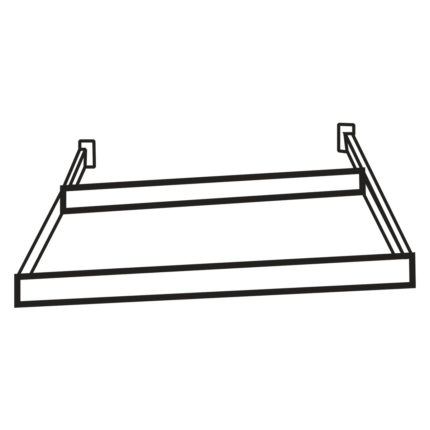 """York Cherry 36"""" Roll Out Tray"""