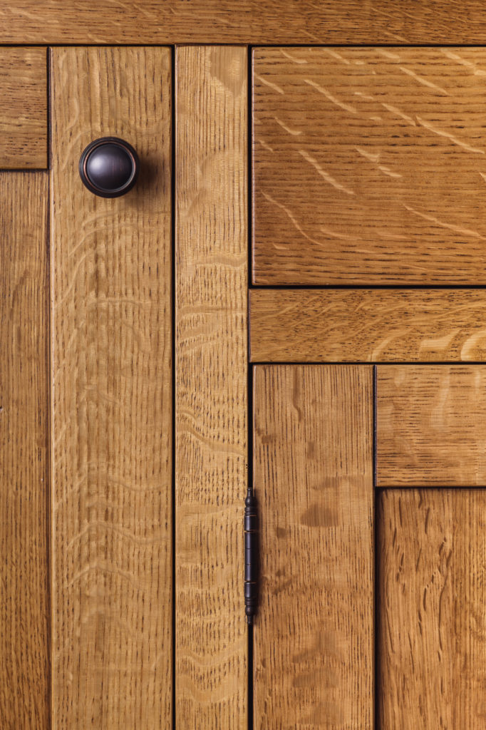 How To Mix Old Cabinet Doors With New Cabinet Doors