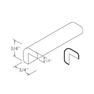 OCM8 - Outside Corner Molding